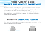 HandiChem Solids Water Treatment System Infographic