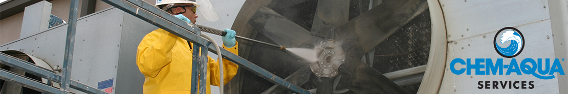 Cooling Tower Cleaning Banner