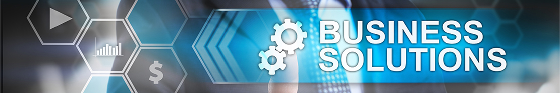 Featured Business Solutions Banner